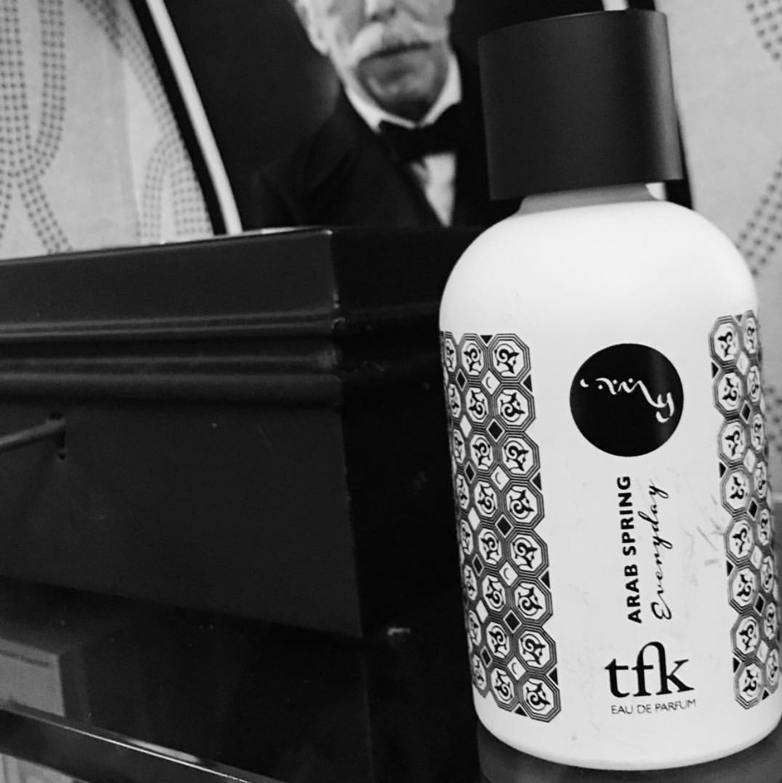 The Fragrance Kitchen - Arab Spring Everyday