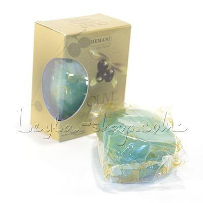Мыло Hemani - Olive Soap Bar (оливковое)