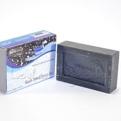 Мыло Hemani - Black Seed Soap Bar (с семенами черного тмина)