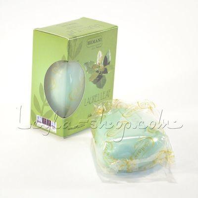 Мыло Hemani - Laurelleaf Herbal Soap (с лавровым листом)