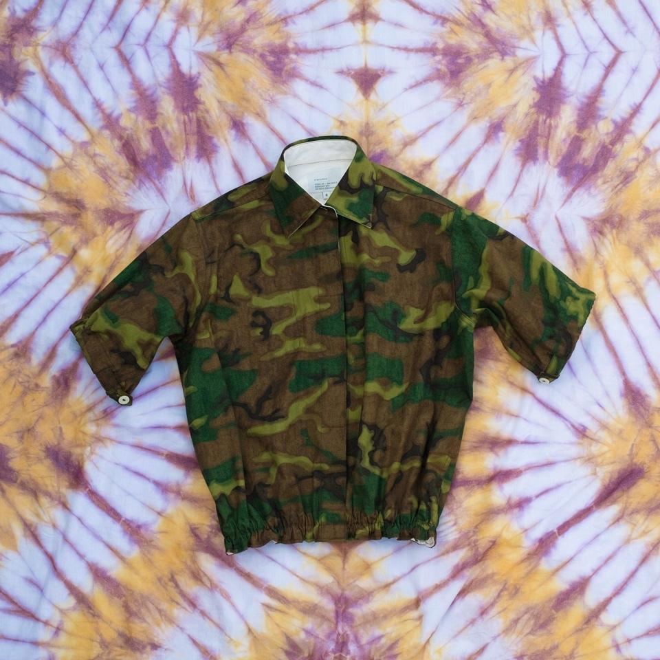 W'menswear Jungle Shirt JS