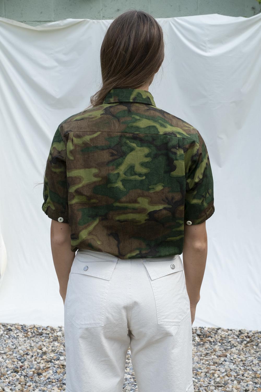 W'menswear Jungle Shirt