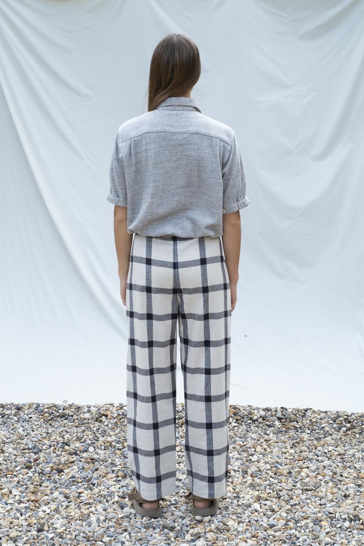 W'menswear Training Shirt in Grey