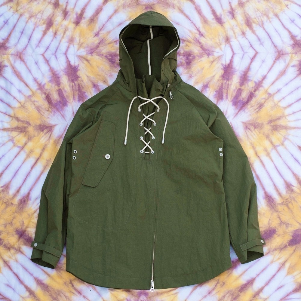 W'menswear Safety Smock in Green