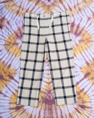 W'menswear Mess Pants in Check