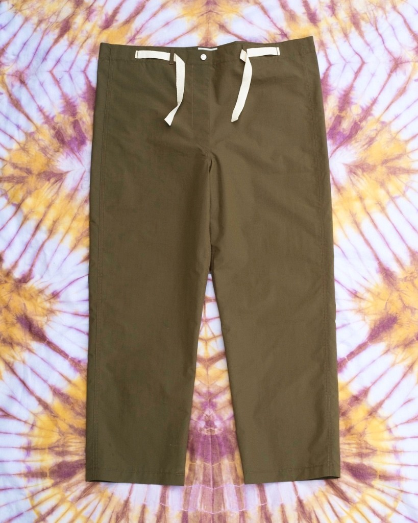 W'menswear Mess Pants in Green