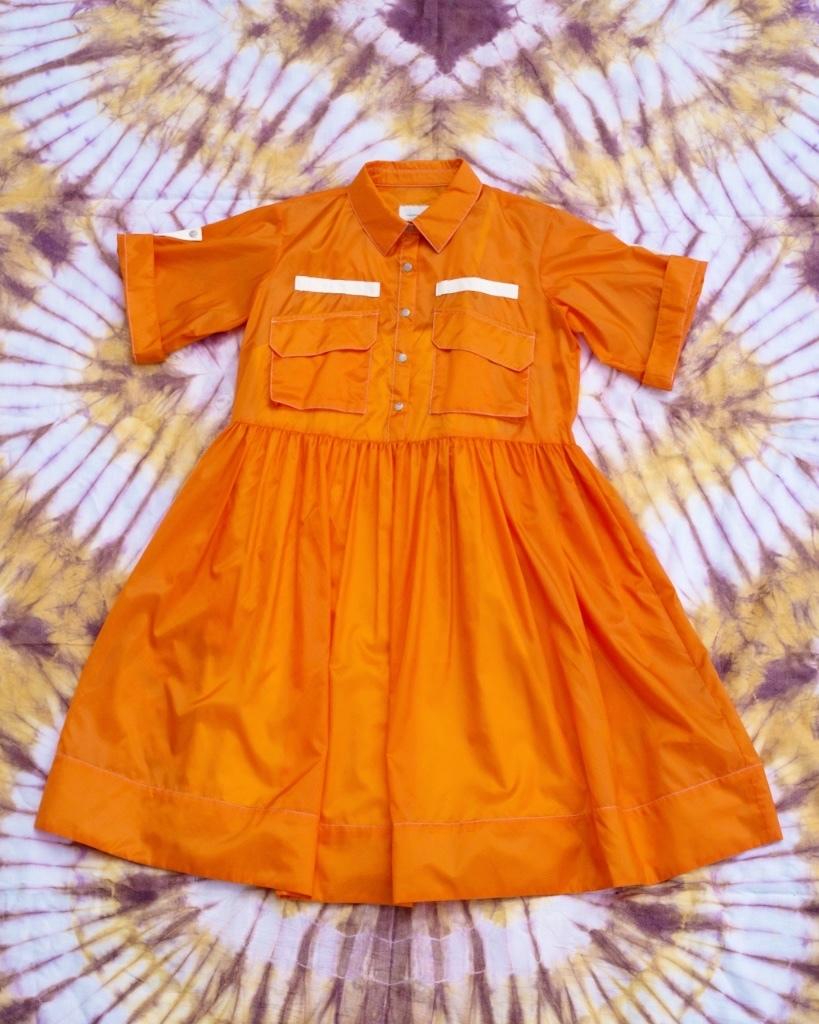 W'menswear Parachute Dress PARA