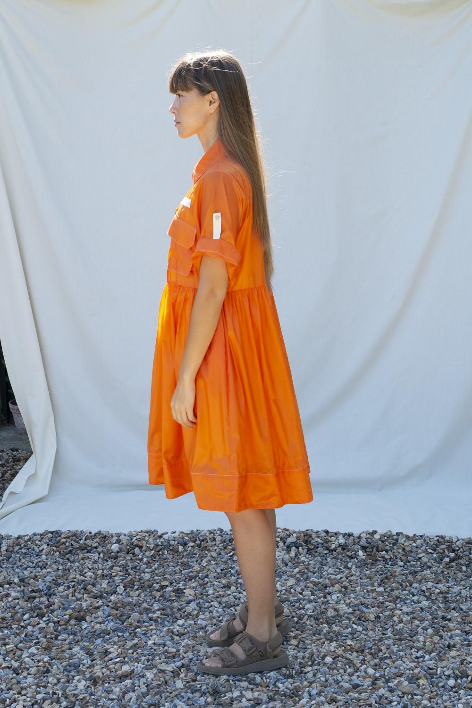 W'menswear Parachute Dress