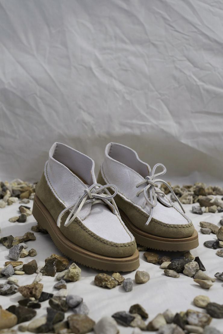 W'menswear x Yuketen 'Ponytail Desert Boot'