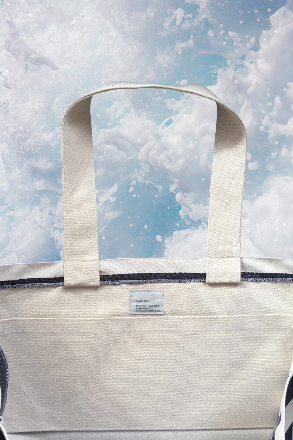 Ponytail Supplies Giant Tote
