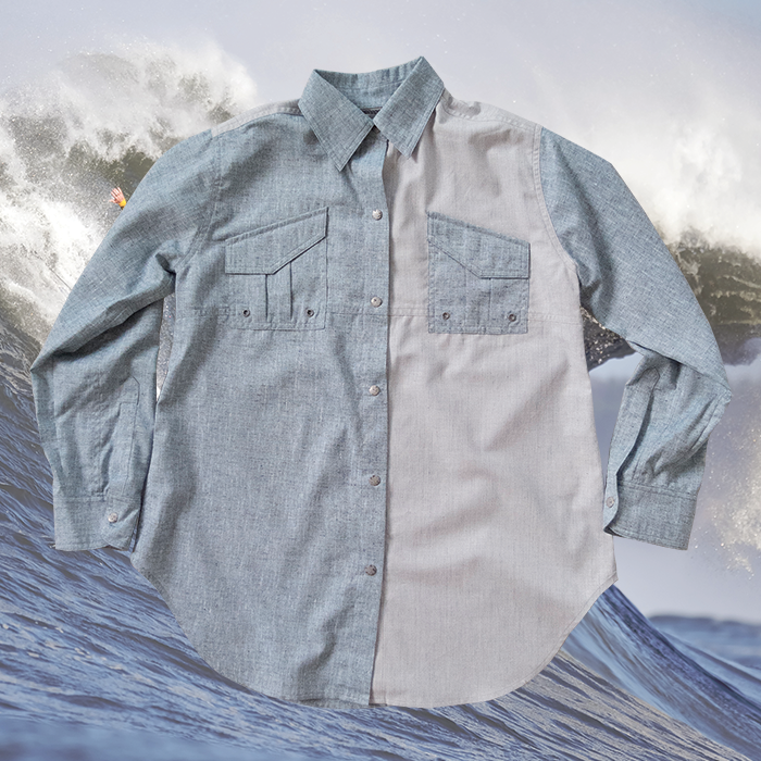 W'menswear Khadi Field Shirt 00077