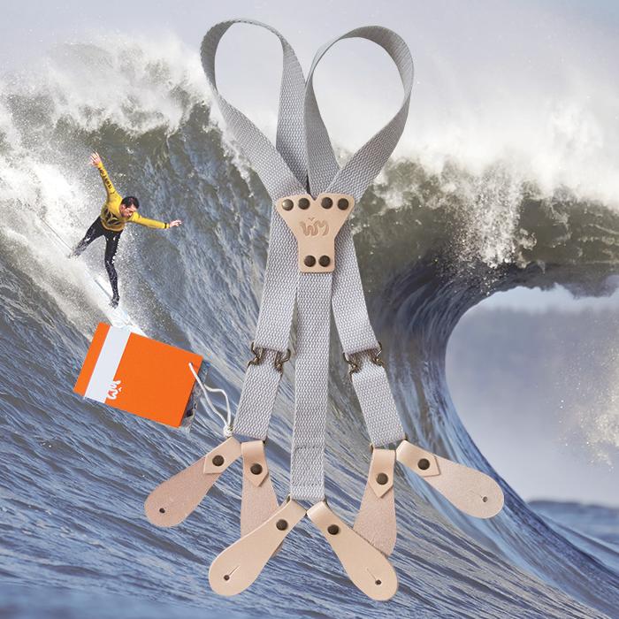 W'menswear Salty Suspenders 00082