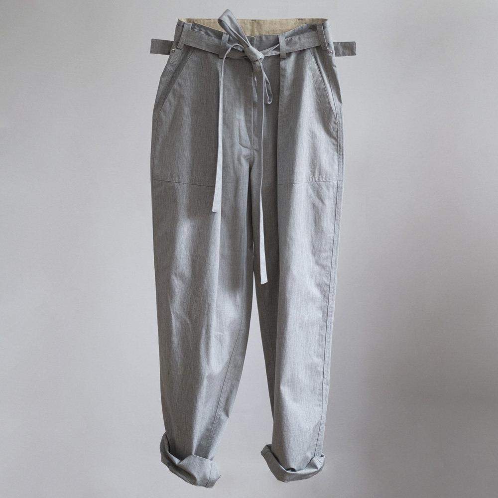 W'menswear Battlefield Pants in Grey 00097