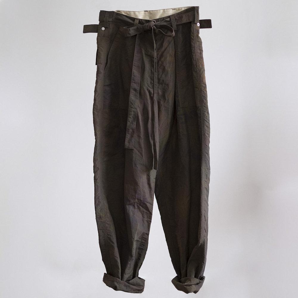 W'menswear Battlefield Pants in Jungle Camo 00098