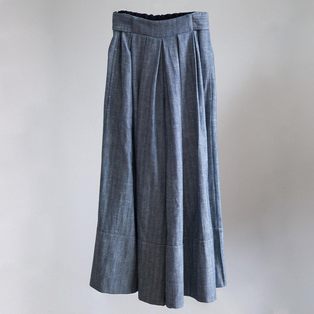 W'menswear Herringbone Culottes 00100