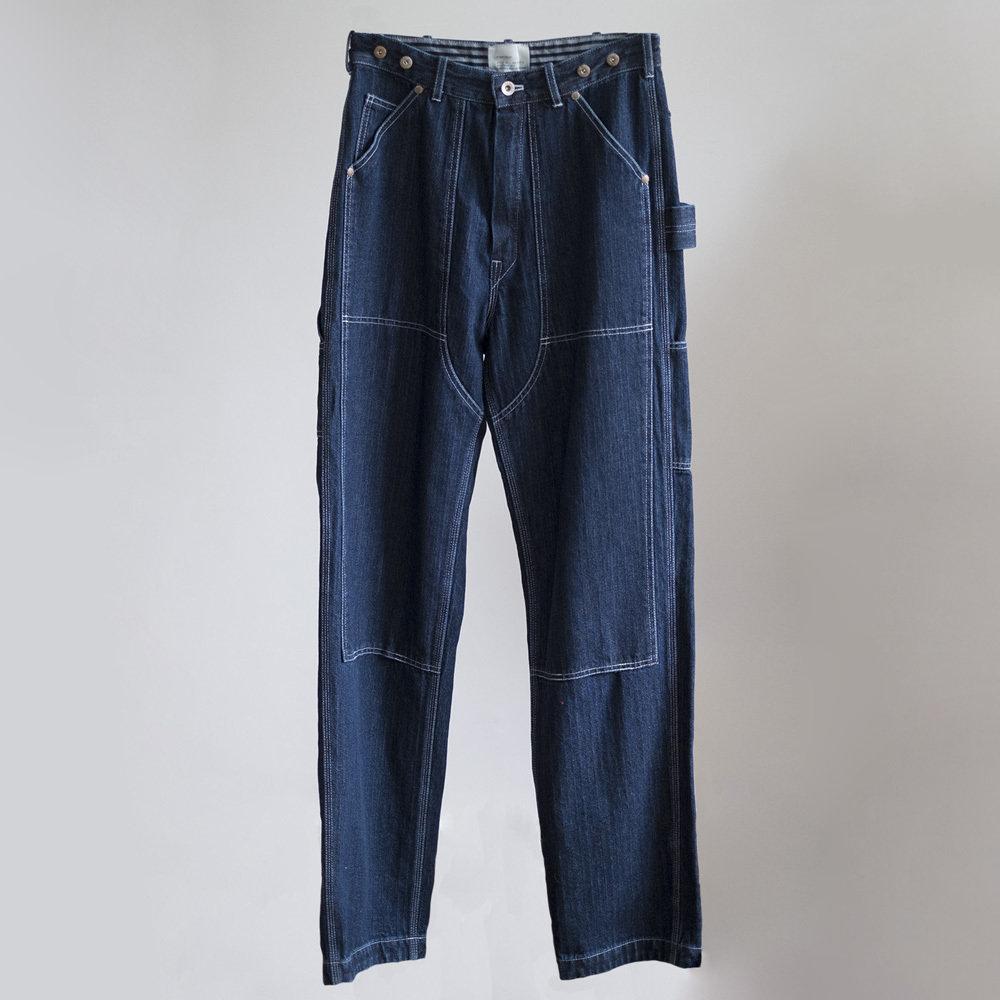 W'menswear Denim Fisherlady Pants 00109