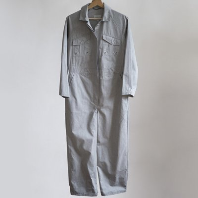 W'menswear Fieldwork Suit in Grey