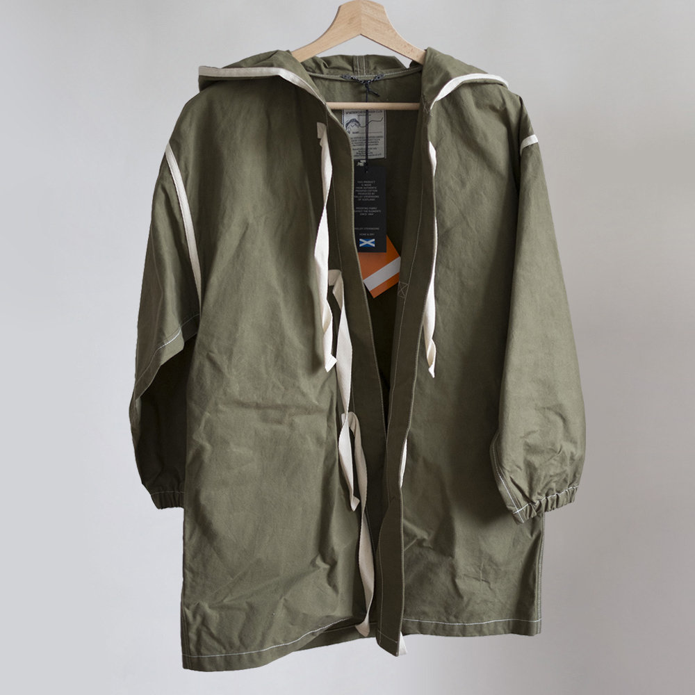 W'menswear All-Weather Dust Coat in Khaki 00110