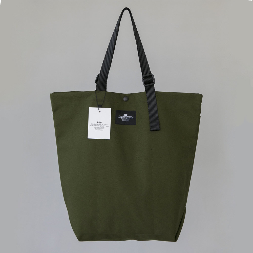 BIP Carry-All Tote in Olive 00117