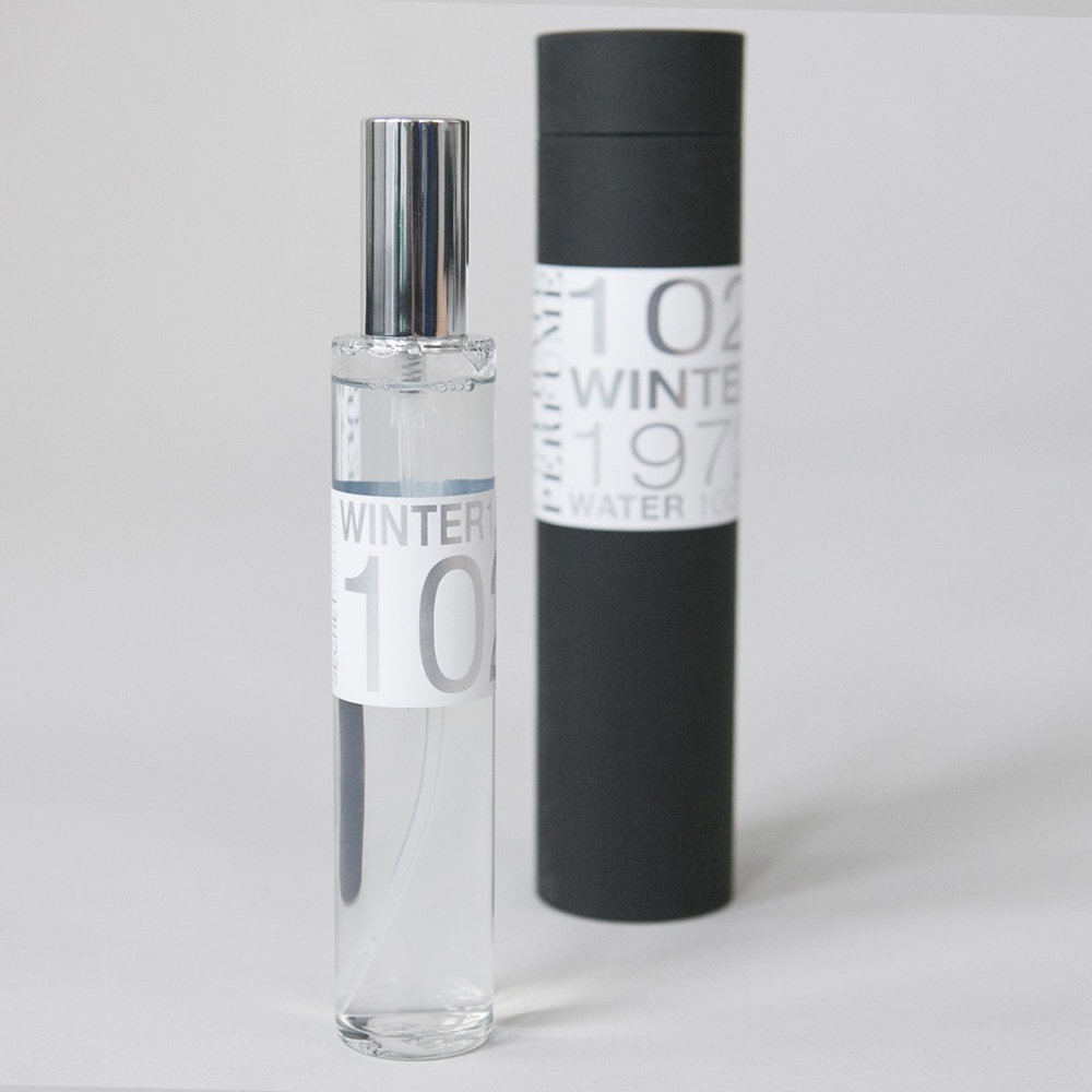 'Winter 1972' Water Perfume by CB I Hate Perfume WINTERCB