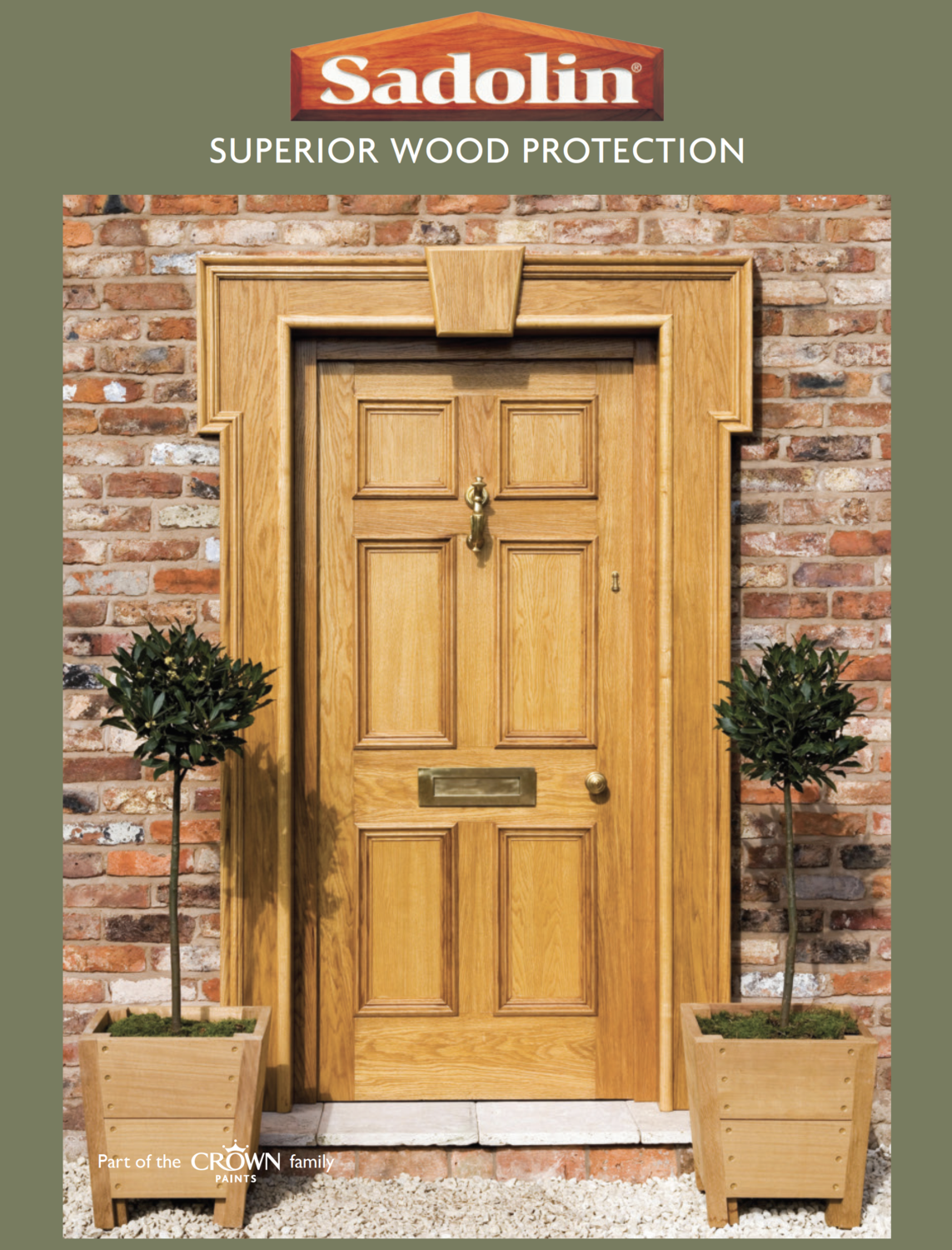 Sadolin Superior Wood Protection 2018