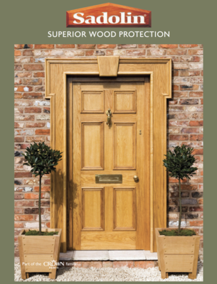 Sadolin Superior Wood Protection