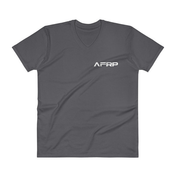 Official AFRP Brand V-Neck 00002