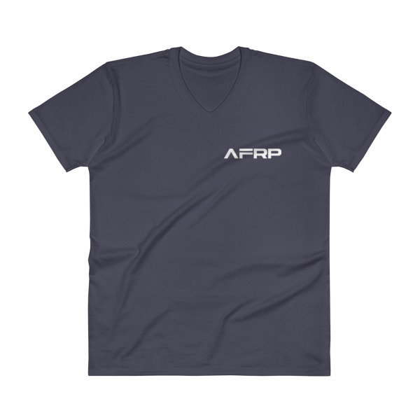 Official AFRP Brand V-Neck