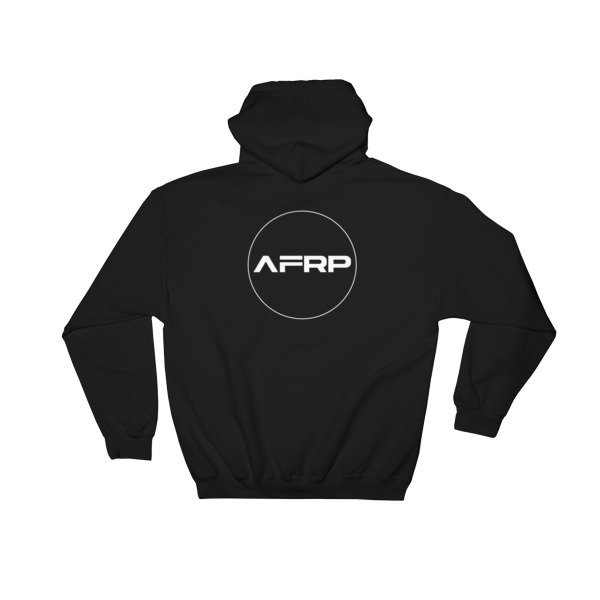 Official AFRP Brand Hoodie