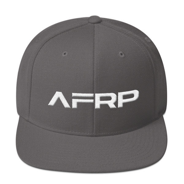 Official AFRP Brand Snapback 00005