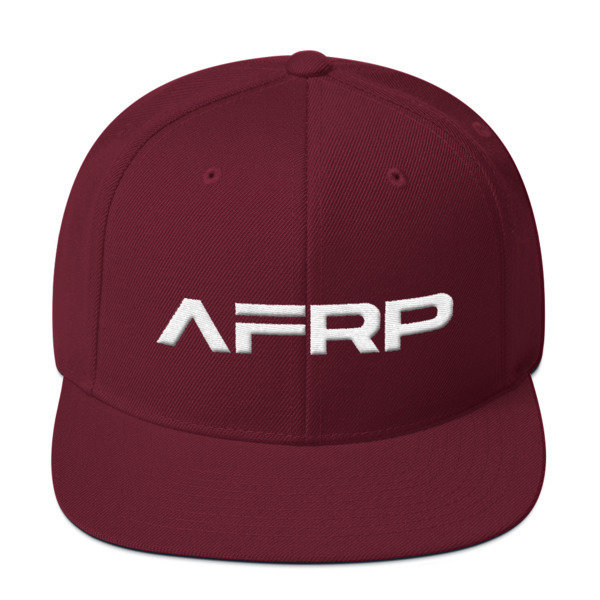 Official AFRP Brand Snapback
