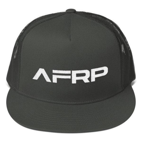 Official AFRP Mesh Back Snapback 00006
