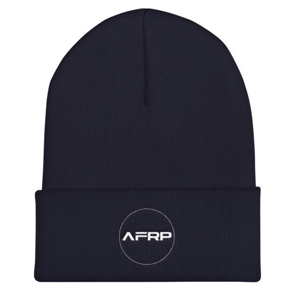 Official AFRP Logo Beanie 00009