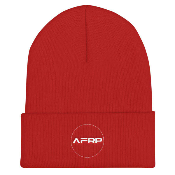 Official AFRP Logo Beanie
