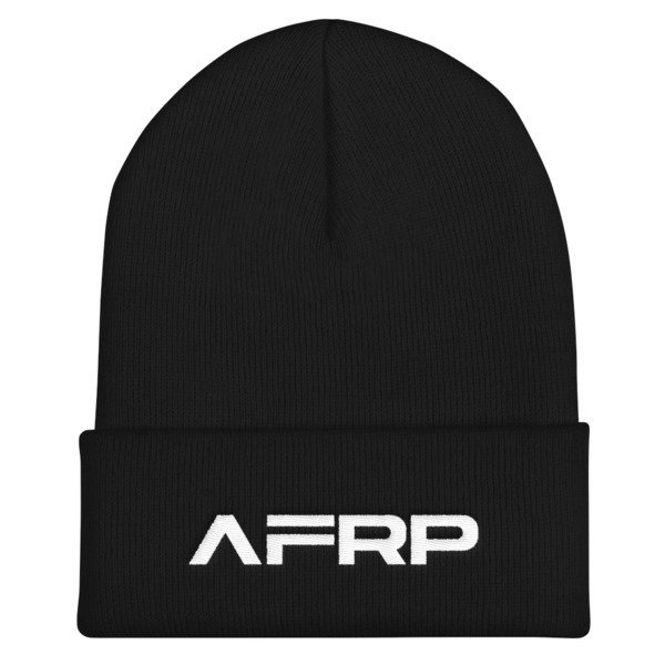 Official AFRP Brand Beanie 00010