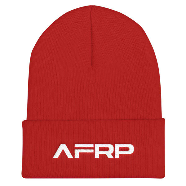 Official AFRP Brand Beanie