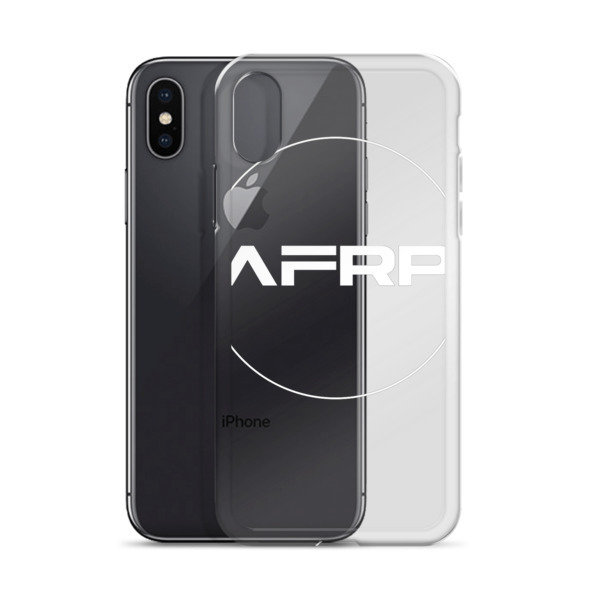 Official AFRP Brand iPhoneX Case 00012