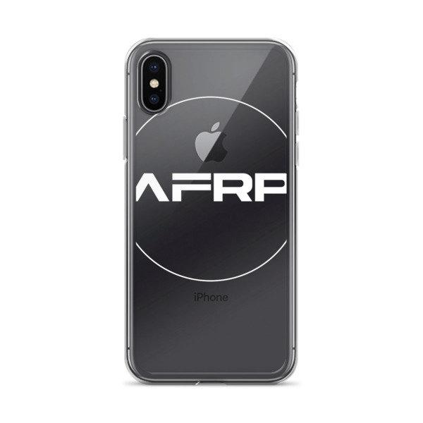 Official AFRP Brand iPhoneX Case