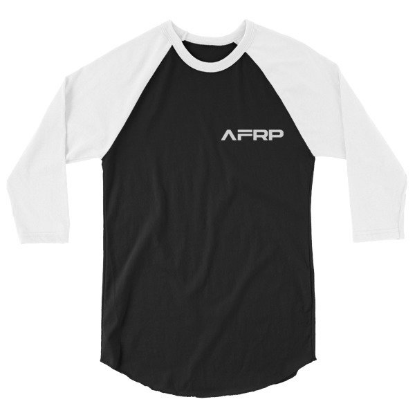 Official AFRP Brand Raglan (White Label) 00017