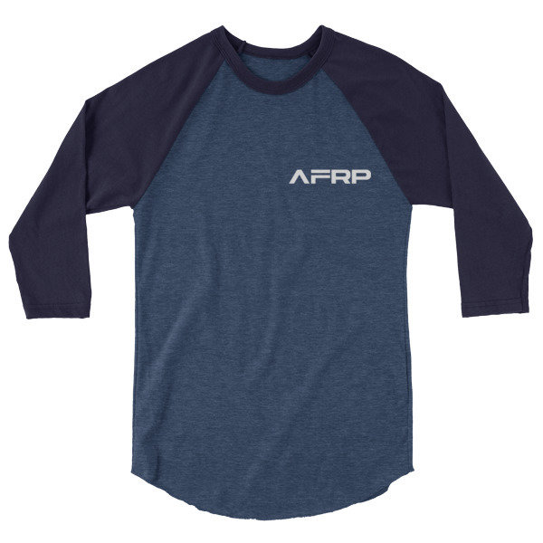 Official AFRP Brand Raglan (White Label)