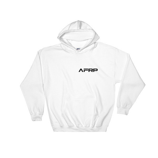 Official AFRP Brand Hoodie (Black Label) 00018