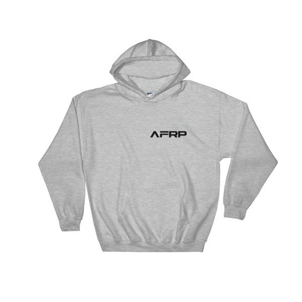 Official AFRP Brand Hoodie (Black Label)