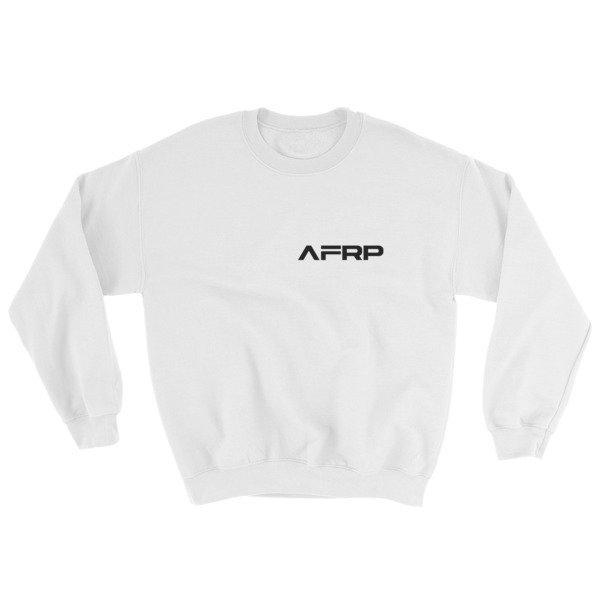 Official AFRP Brand Crewneck (Black Label) 00019