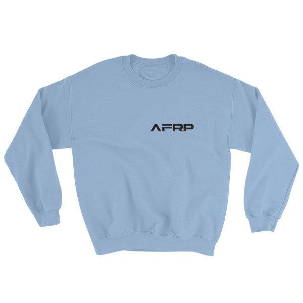 Official AFRP Brand Crewneck (Black Label)