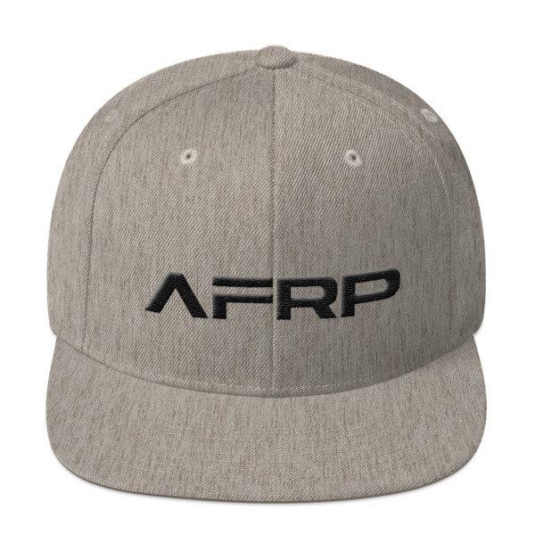 Official AFRP Brand Snapback (Black Label) 00020