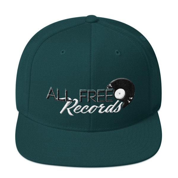 All Free Records Snapback