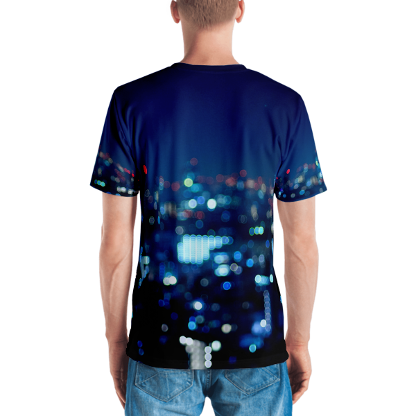 All Free City-Night T-Shirt