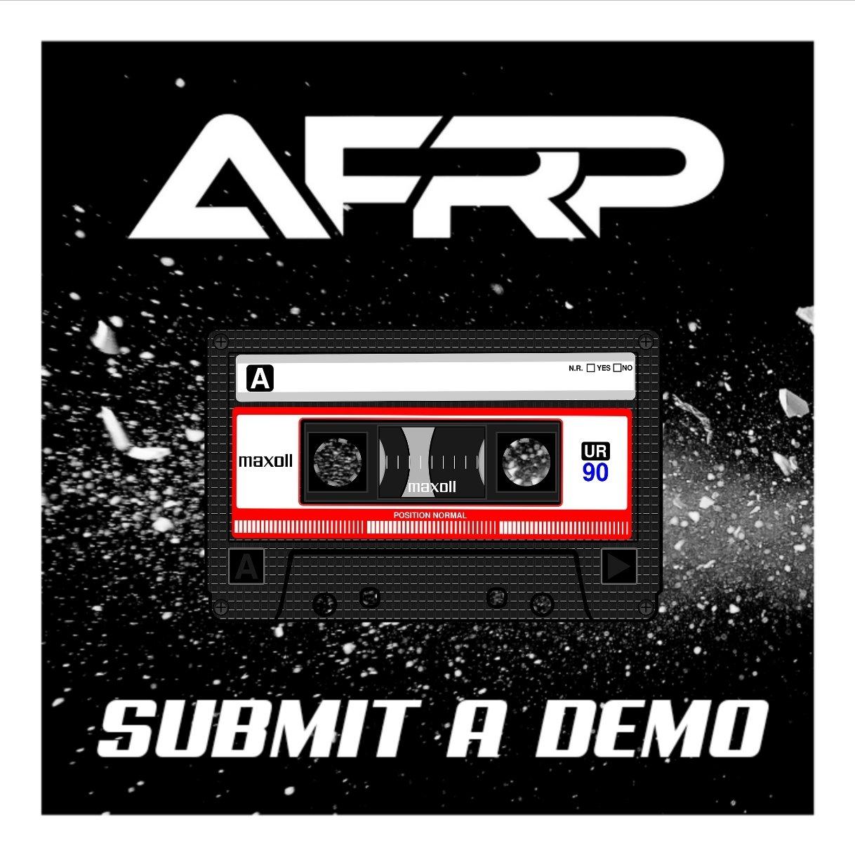 Submit A Demo DEMOSUB