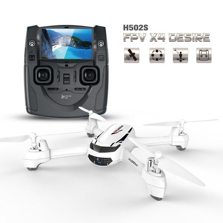 Hubsan H502S X4 Desire FPV Drone H502S_W