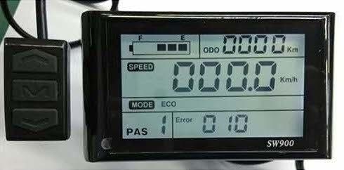 LCD SW900 - eGOpro Q7 LCD_SW900-Q7